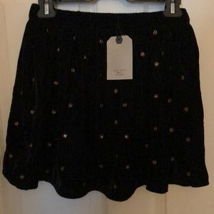 Zara girls skater skirt!